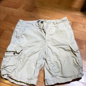 American Eagle size 30 cargo shorts
